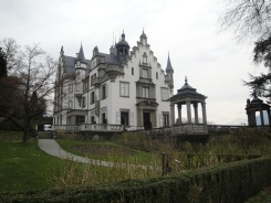 Der Schloss Meggenhorn