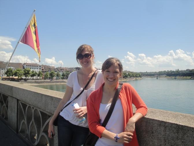 The majestic Rhine!